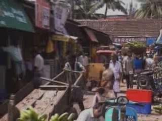 コーチ (インド):  ケーララ州:  インド:      Market in Kochi