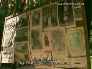桑给巴尔群岛:  坦桑尼亚:      Maruhubi Palace Ruins