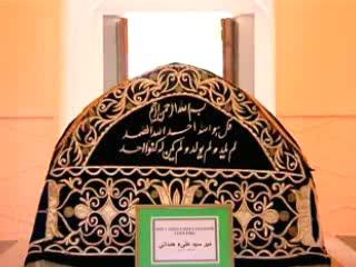 Kulob:  Khatlon Province:  Tajikistan:      Mausoleum of Mir Sayyid Ali Hamadfni