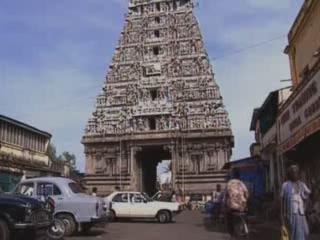 Мадурай:  Тамил Наду:  Индия:      Храм Минакши