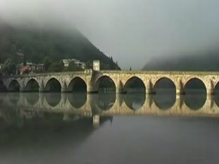 Вишеград:  Босния и Герцеговина:      Вишеградский мост