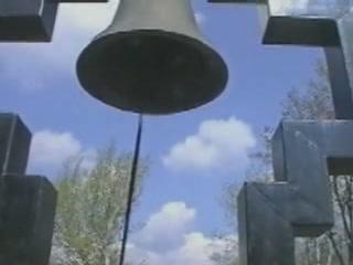 キエフ:  ウクライナ:      Мemorial for Chernobyl victims