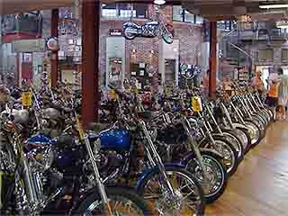 mikes famous harley-davidson: video, popular tourist places