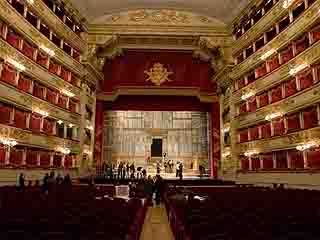 Images La Scala theatre
