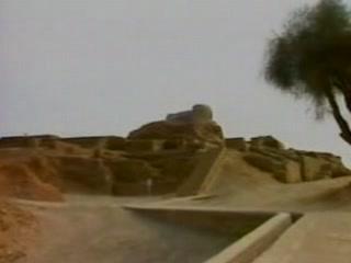 Синд:  Пакистан:      Древний город Мохенджо-Даро