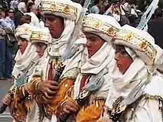 Moors and Christians Festival, Lleida: video, popular tourist places ...
