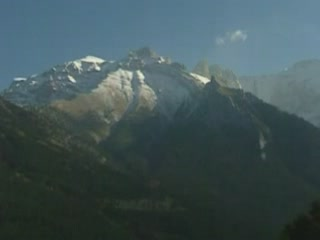 テッサロニキ:  ギリシャ:      オリンポス山