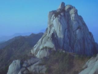Anhui:  China:      Mount Tianzhu