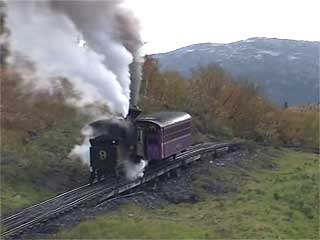 Images Mount Washington Cog Railway showplace