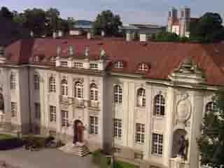 ザルツブルク:  オーストリア:      Mozarteum