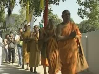 ワーラーナシー:  サルナート:  ウッタル・プラデーシュ州:      Mulagandhakuti Vihara