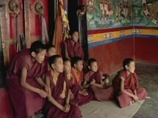 拉達克:  查谟-喀什米尔邦:  印度:      Namgyal Tsemo Monastery