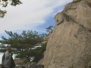 慶州市:  韩国:      Namsan Mountain Park