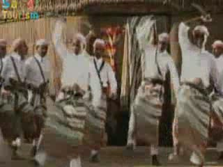 沙特阿拉伯:      National dance