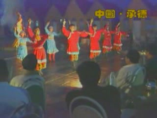 承徳市:  中国:      National Сelebrations in Chengde
