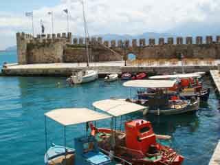 Greece:      Naupactus