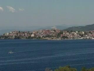 Sithonia:  Halkidiki:  Greece:      Neos Marmaras