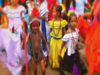 ニカラグア:      Nicaragua, carnaval