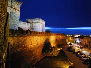 Andalusia:  Spain:      Niebla