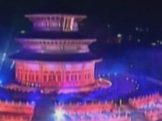北京市:  中国:      Night Beijing
