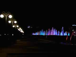 Dushanbe:  塔吉克斯坦:      Night Dushanbe