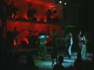 Halkidiki:  Greece:      Nightlife in Halkidiki
