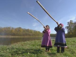 Sakhalinskaya Oblast\':  Russia:      Nivkh people
