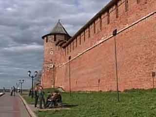 下诺夫哥罗德:  下诺夫哥罗德州:  俄国:      Nizhny Novgorod Kremlin