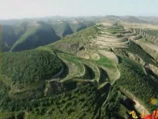 Shaanxi:  China:      Northern Shaanxi