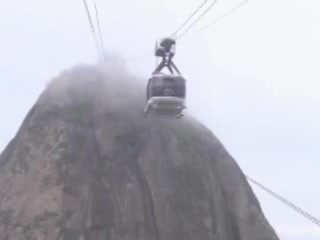 Rio de Janeiro:  Brazil:      Observation Platforms of Rio de Janeiro