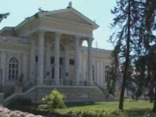 Одесса:  Украина:      Одесский археологический музей