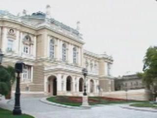 Одесса:  Украина:      Одесский театр оперы и балета
