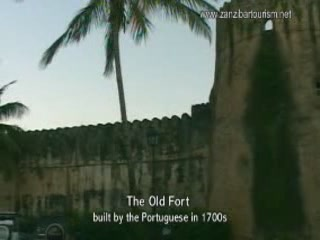 Images Old Fort in Zanzibar fortress
