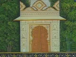 ラージャスターン州:  インド:      Indian miniature