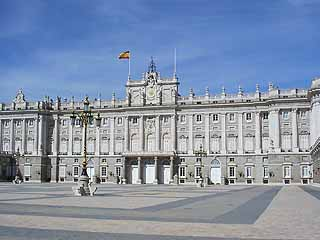 写真 Palacio Real de Madrid 宮殿