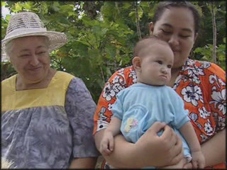 库克群岛:      People of Cook Islands