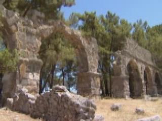 Kemer:  Antalya:  Turkey:      Phaselis
