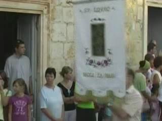 Врбоска:  Остров Хвар:  Хорватия:      Паломничество в Врбоске