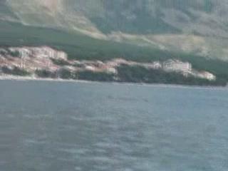 クロアチア:      Podgora, Split-Dalmatia County