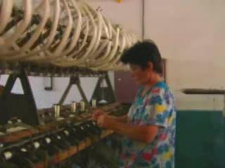 フェルガナ盆地:  ウズベキスタン:      Production of Silk in Uzbekistan