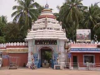 Orissa:  India:      Puri