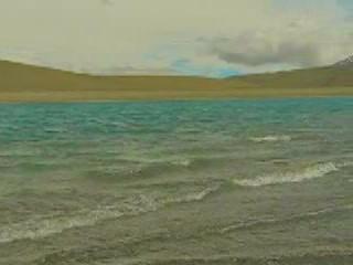 Цинхай:  Китай:      Озеро Кукунор