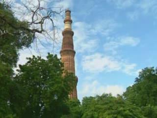 德里:  印度:      顾特卜塔