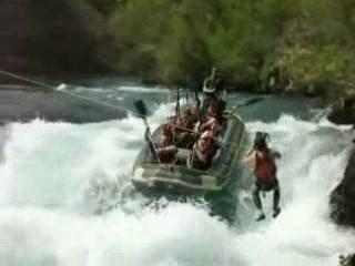Karlovac:  Croatia:      Rafting on the Dobra