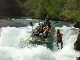 Rafting on the Dobra