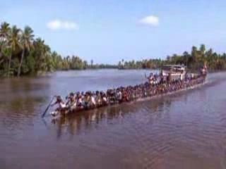 Kerala:  India:      Regatta in Kerala