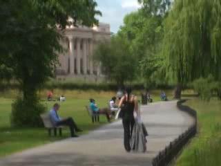 伦敦:  英国:      摄政公园