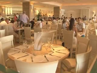 Неа Фокия:  Халкидики:  Греция:      Ресторан Сани Бич