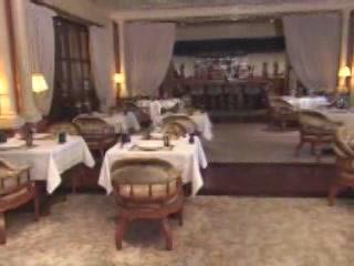 Monte Carlo:  摩纳哥:      Restaurant of Hotel Metropole