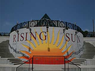 Images Rising Sun city